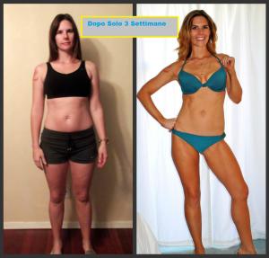 dieta per perdere 5 kg in un mese menu